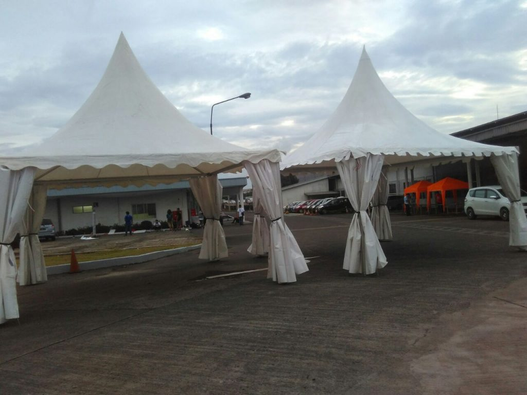 Sewa Tenda dan Alat Pesta Rawalumbu Bekasi paling Murah - Tenda Sarnafil terbaik di Rawalumbu terlengkap