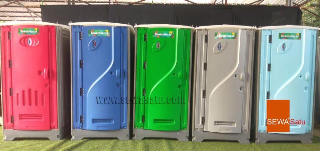 Perusahaan perentalan toilet portable termurah di jabodetabek