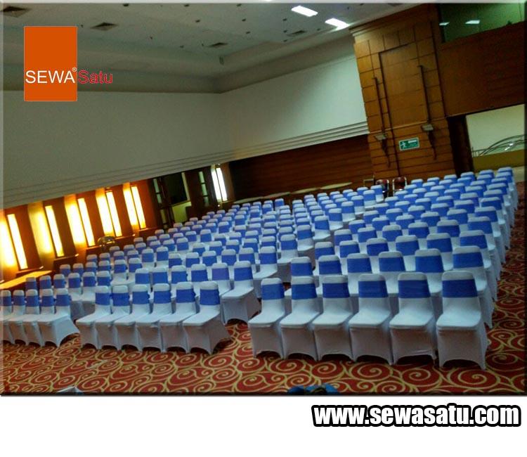 Rental kursi Futura stainless untuk acara berkualitas di Bogor