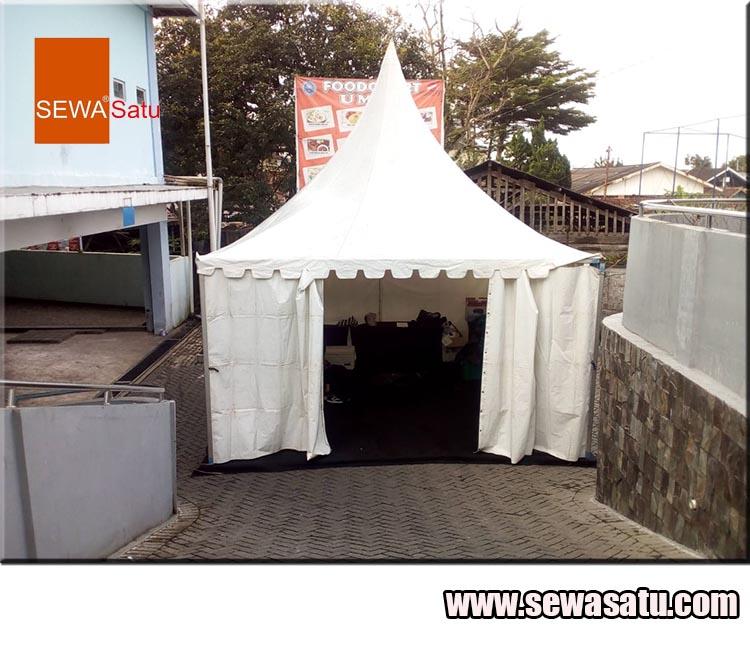 Rental tenda kerucut Bekasi murah Top No.1 Sejabodetabek, banten, karawang, purwakarta dan bandung