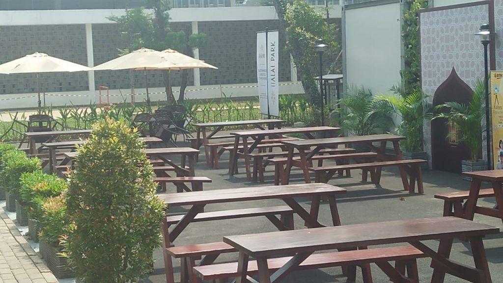Sewa Meja dan Kursi Taman Jakarta